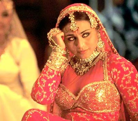 Rani Mukerji, Mangal Pandey: The Rising