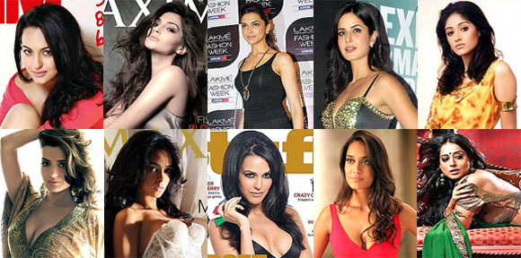 Sonakshi, Sonam, Kat: Who'll make a HOT Mandakini? VOTE!
