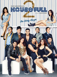 The Housefull 2 poster