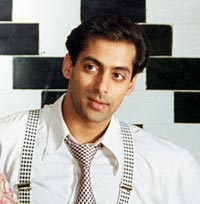 Salman Khan in Hum Aapke Hai Koun