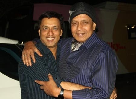 Madhur Bhandarkar and Mithun Chakraborty