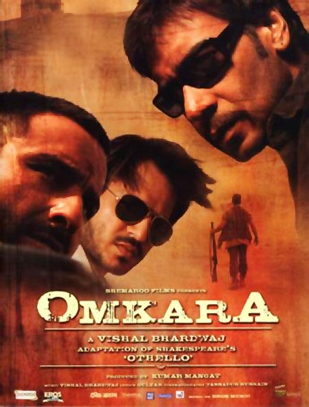 Movie poster of Omkara