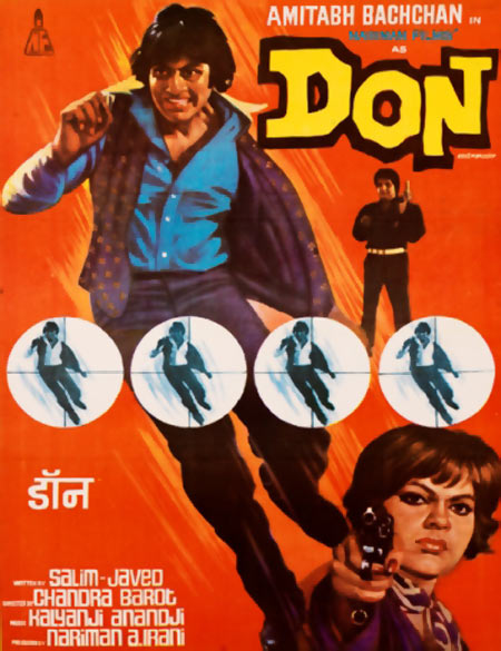 Movie poster of Don