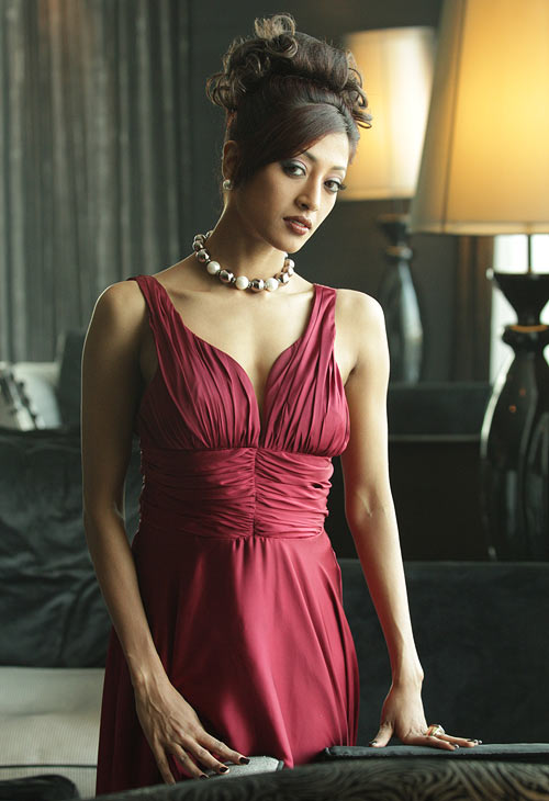Paoli Dam in Hate Story