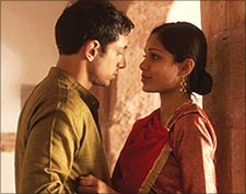 A scene from Trishna