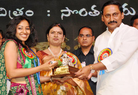 Teertha, D K Aruna and Kiran Kumar Reddy