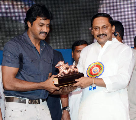 Sunil and Kiran Kumar Reddy
