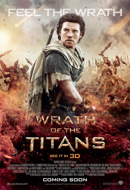 Get to know the Wrath Of The Titans