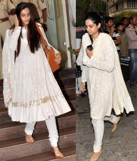 Sonam and Rhea Kapoor