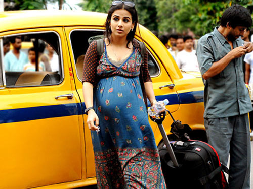 A scene from Kahaani