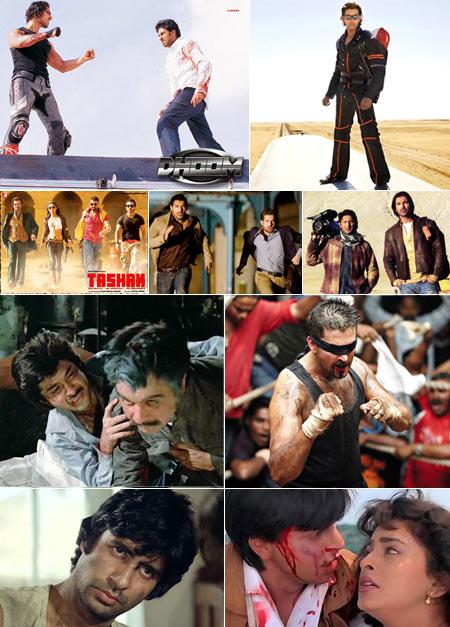 Yash Raj Films' Best Action Film? VOTE!