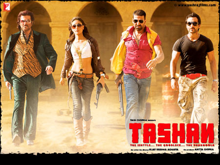 Movie poster of Tashan