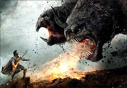 A scene from Wrath Of The Titans