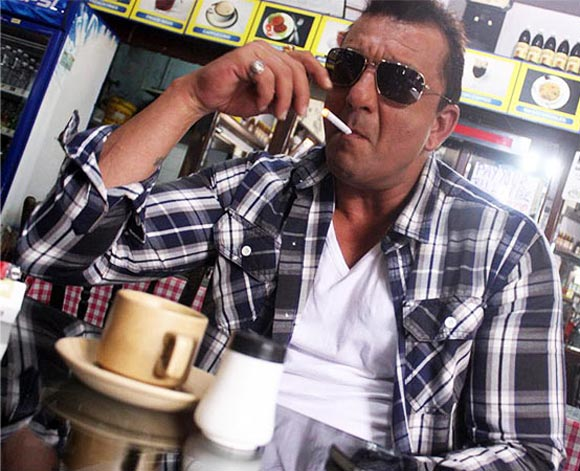 Sanjay Dutt in Department