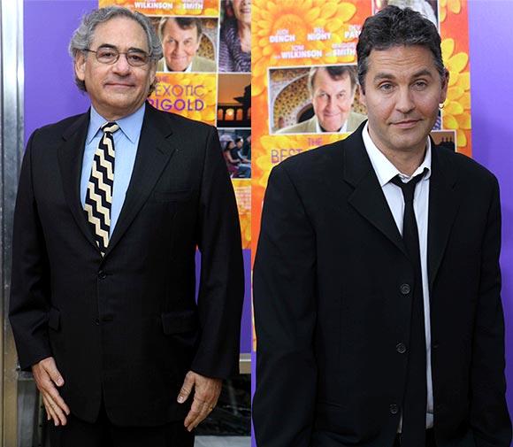 Producer Steve Gilula and writer Ol Parker