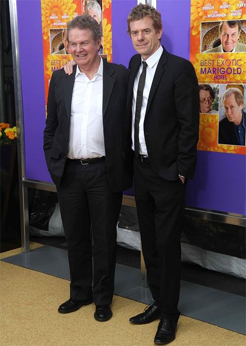 Director John Madden and producer Graham Broadbent