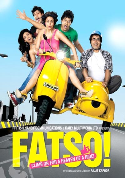 Movie poster of Fatso