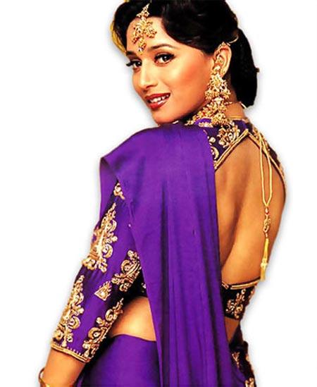 Madhuri Dixit in Hum Aapke Hain Koun