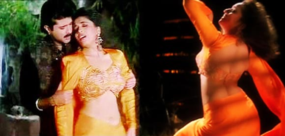 Madhuri Dixit in Beta