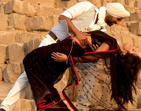 Katrina Kaif in Singh is Kinng