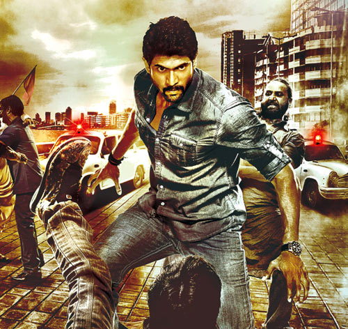 Rana Daggubati in Department
