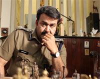 Mohanlal in Grandmasters
