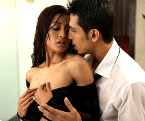 A scene from Hate Story
