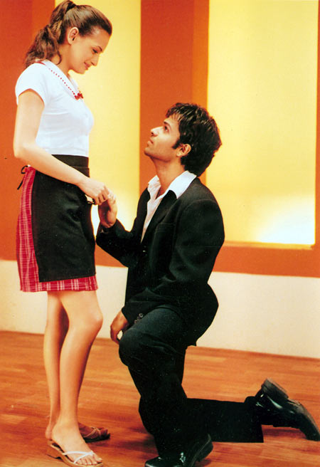 A scene from Tumsa Nahi Dekha