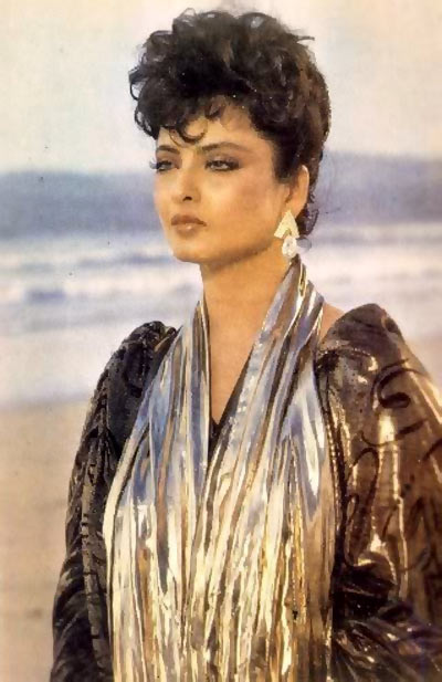Rekha in Khoon Bhari Maang