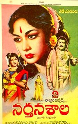 Movie poster of Nartanasala