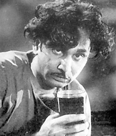 A scene from Devadasu