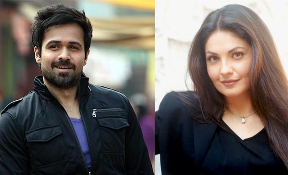 Emraan Hashmi and Pooja Bhatt