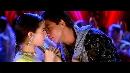 A scene from Kabhi Kushi Kabhie Gham
