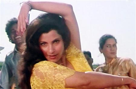 A scene from Saagar