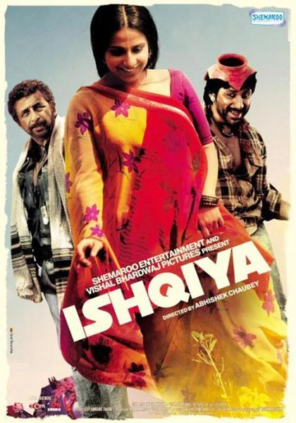 Movie poster of Ishqiya