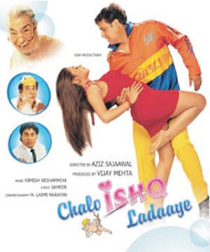 Movie poster of Chalo Ishq Ladaye
