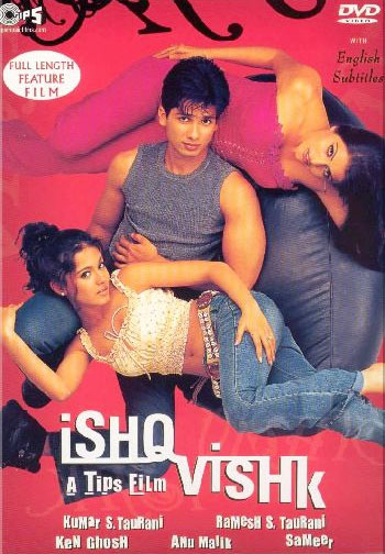 Movie poster of Ishq Vishk