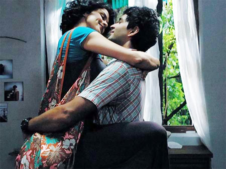 Gul Panag and Purab Kohli in Fatso