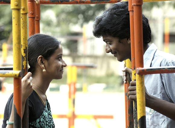 A scene from Vazhakku Enn 18/9