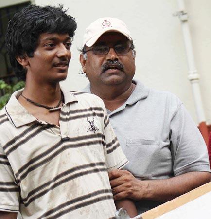 Balaji Saktivel with Mithun Murali