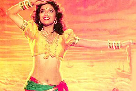 Madhuri Dixit in Sailaab