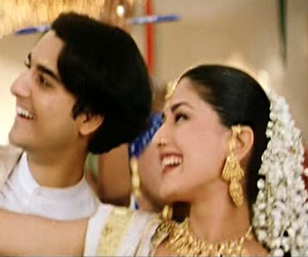 Kunal Singh and Sonali Bendre in Dil Hi Dil Mein