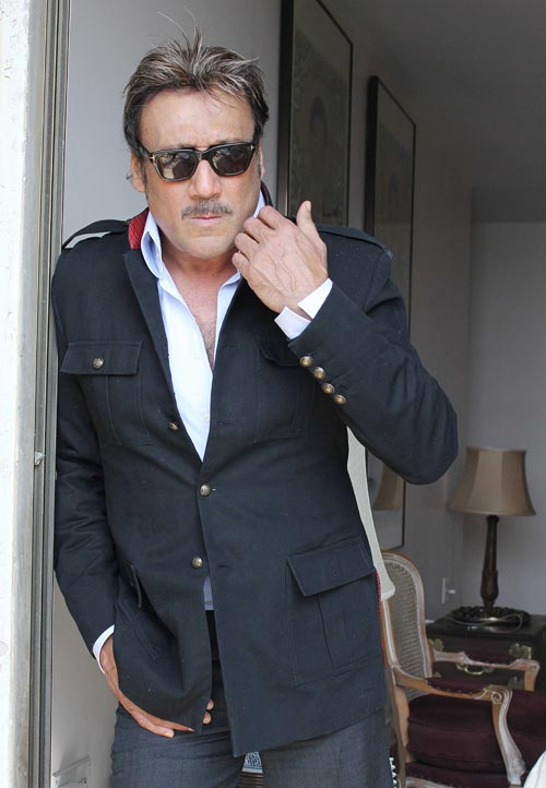 jackie shroff family photos