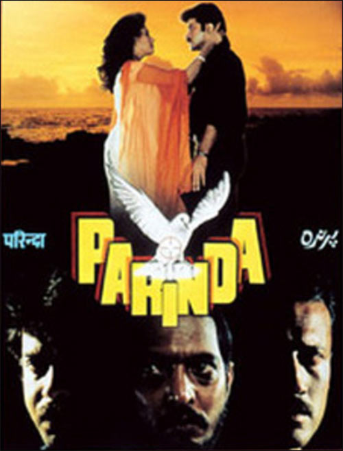 Movie poster of Parinda