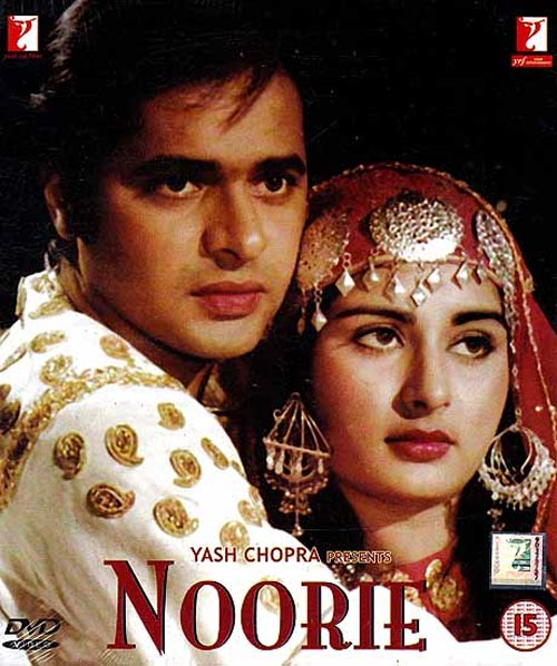 Movie poster of Noorie