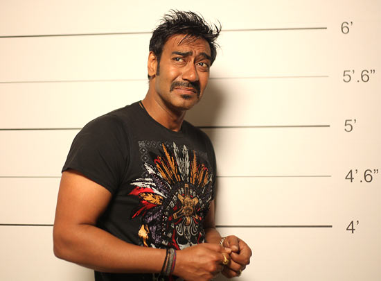 Ajay Devgn in Rascals