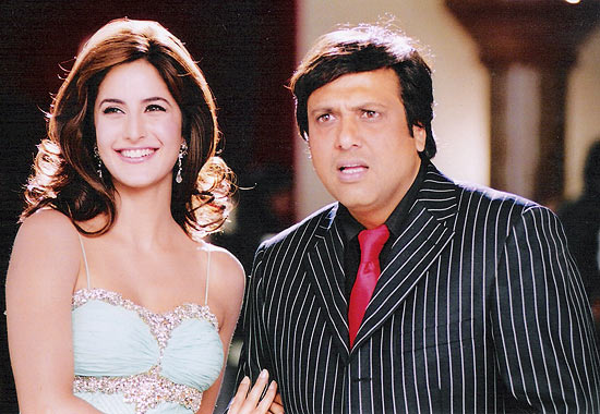 Katrina Kaif and Govinda in Partner