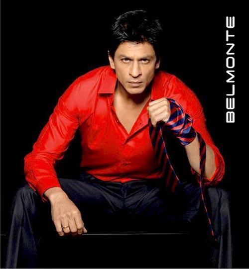 Shah Rukh Khan in Belmonte ad