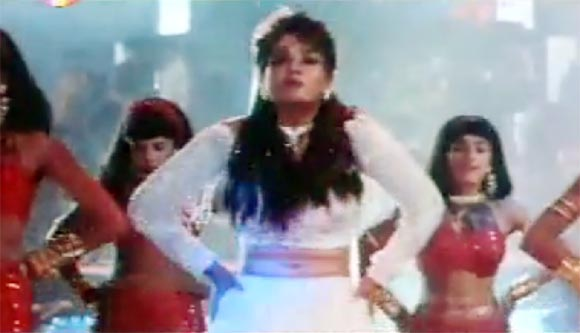 Raveena Tandon in Mohra