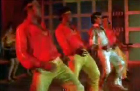 Mithun Chakraborty in Disco Dancer